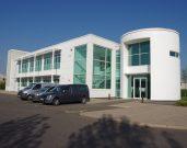 Fairfield's Head Office in Retford