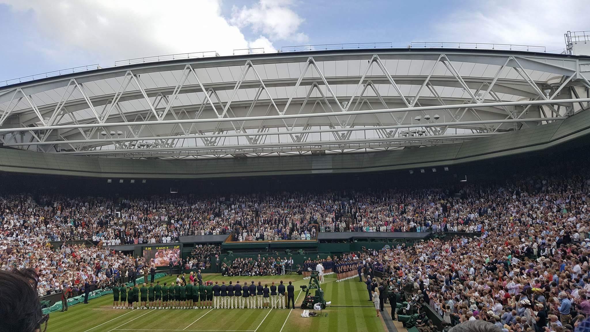 Wimbledon Roof Fairfield Control Systems
