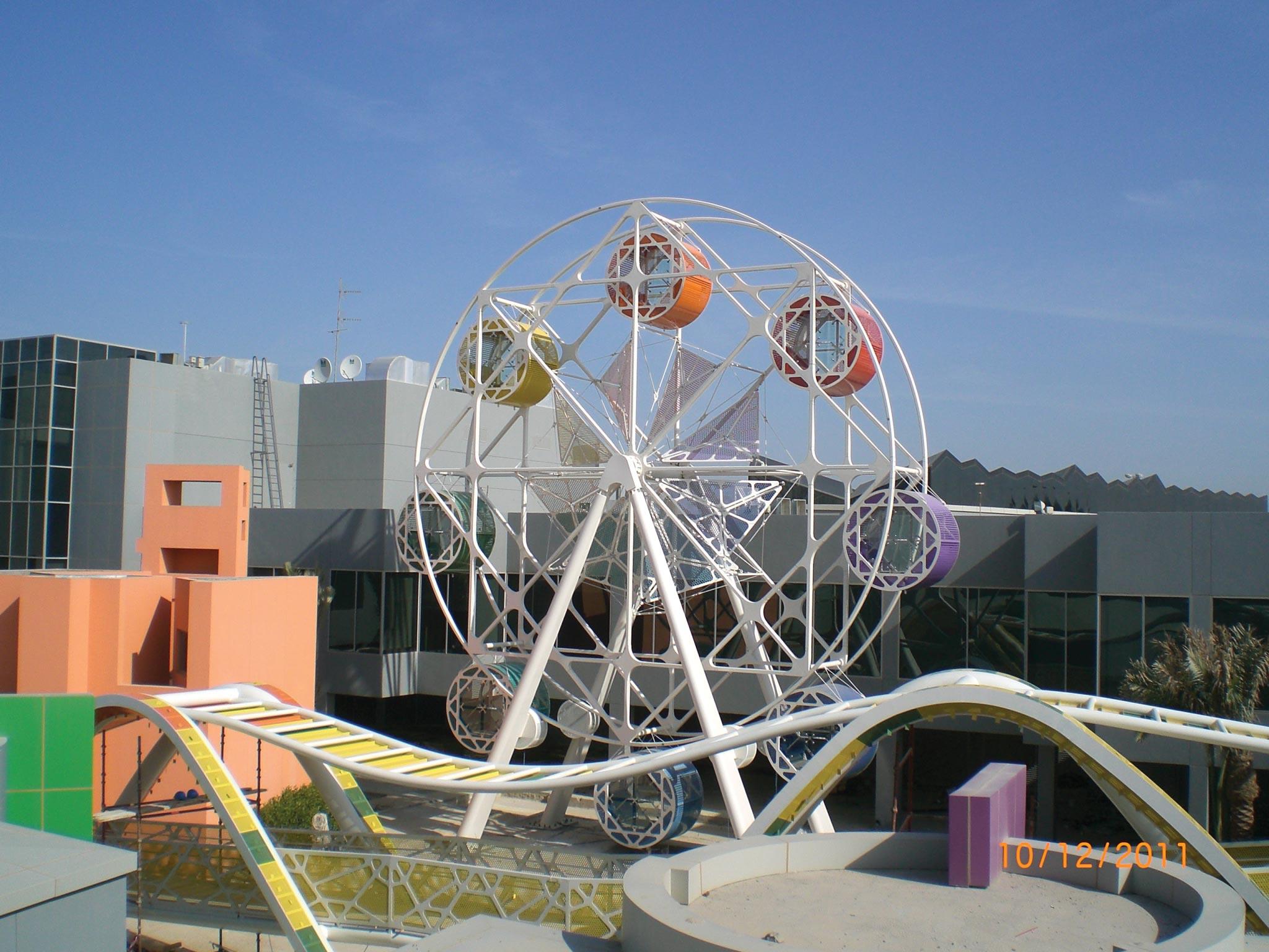 Ferris Wheel Kuwait Fairfield Control Systems